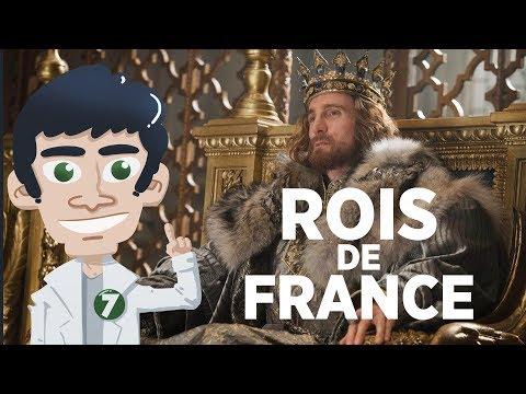 L'histoire bordélique des Rois de France - Doc Seven