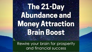 21 Day Abundance and Money Attraction Challenge