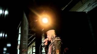Bam Margera is Fuckface Unstoppable performing  Bend My My Dick live 03/15/13