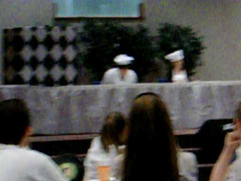 I LOVE LUCY Chocolate Factory Skit FBCUC