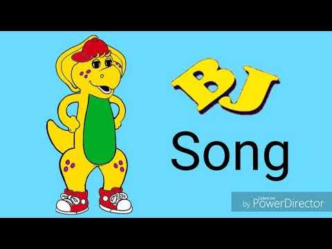 Barney - BJ Song (Audio)