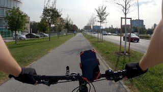 🔴 LIVE from Zagreb, Croatia - Cycling | Bike IRL Stream