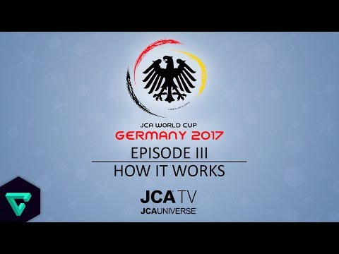 Episode III: How It Works  The Draw  2017 JCA World Cup Germany