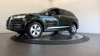 2019 Audi Q7 Lake forest, Highland Park, Chicago, Morton Grove, Northbrook, IL AP8806