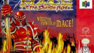CGRundertow MACE: THE DARK AGE for Nintendo 64 Video Game Review