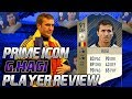 PRIME ICON HAGI (91) PLAYER REVIEW!! FIFA 18 ULTIMATE TEAM