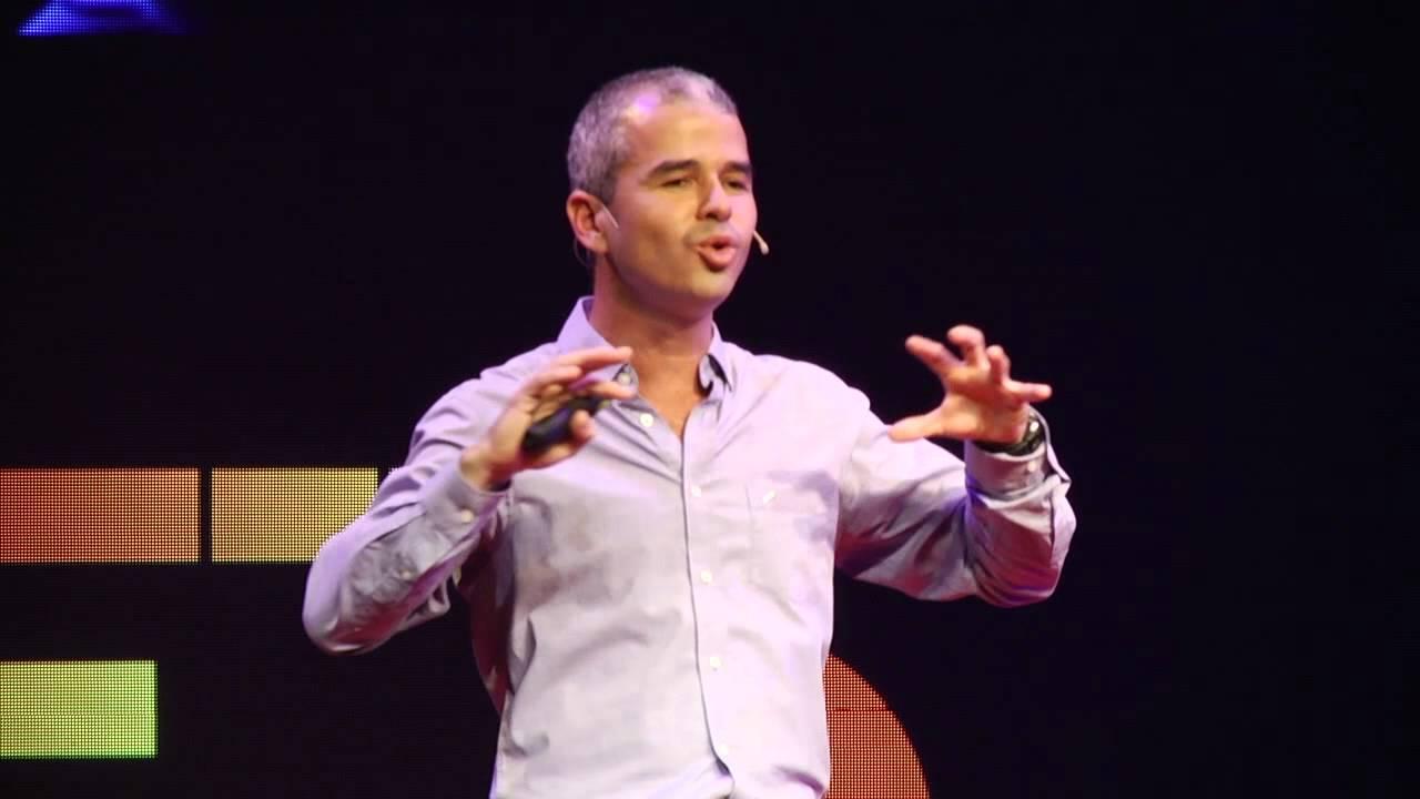 Reverse Aging | Dr. Shai Efrati | TEDxWhiteCity - YouTube
