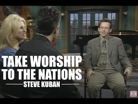 Steve Kuban — Worship: Music of the Heart (100 Huntley Street Valentine's Day Special)