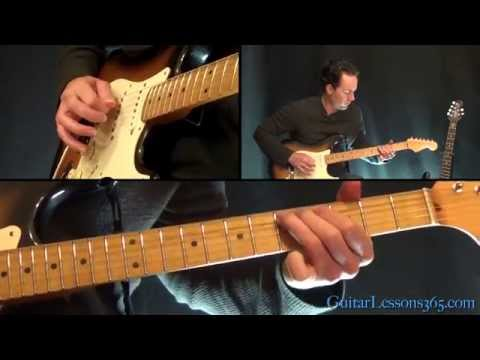 John Frusciante Style Funk Guitar Speed Bursts