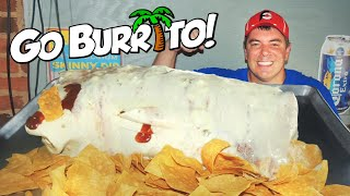 Monster Go Burrito Challenge in North Carolina!!