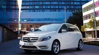 видео Mercedes-Benz class B - Витамин B повышает тягу к приключениям