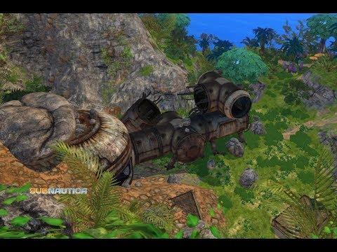 Subnautica Episode 6 - Aurora and Floating Island Exploration