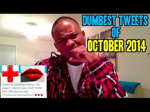 Dumbest Tweets of October 2014