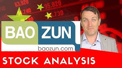 CHINA GROWTH STOCKS - BAOZUN (BZUN) - CHINESE SHOPIFY