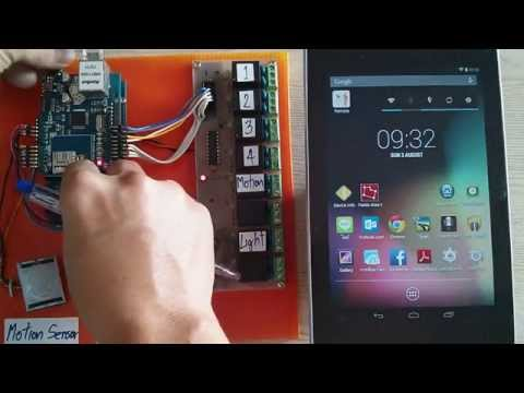 Arduino Smart Home Automation