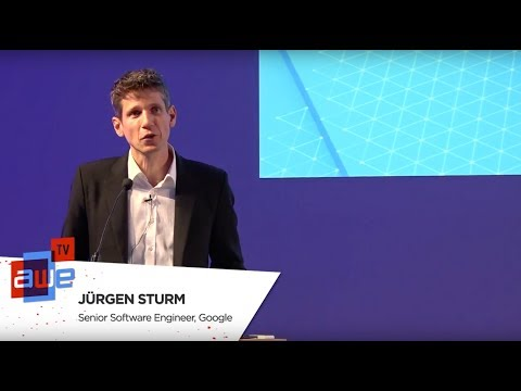 Jürgen Sturm (Google): The Computer Vision Technology Underlying ARCore