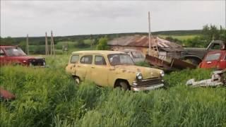 видео Музей «Авто-СССР» Михаила Красинца