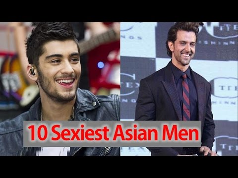 Top 10 Sexiest Asian Men - The Top Lists