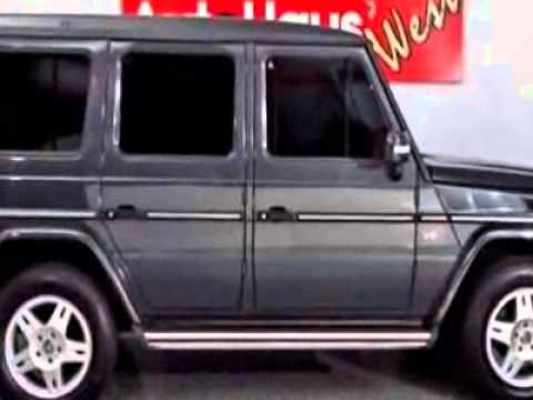 2004 mercedes benz g class g500 4matic 4dr 5 0l suv lake for Mercedes benz lake forest