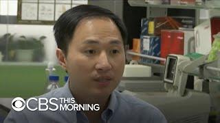 Chinese scientist behind gene-edited babies sentenced to 3 years in prison
