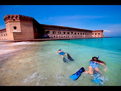 Florida Travel: Dry Tortugas: Seaplane to Snorkeling