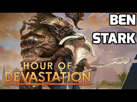 Channel BenS - Hour of Devastation Draft