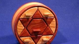 Model - 32 | Star Of David Jewelry Box
