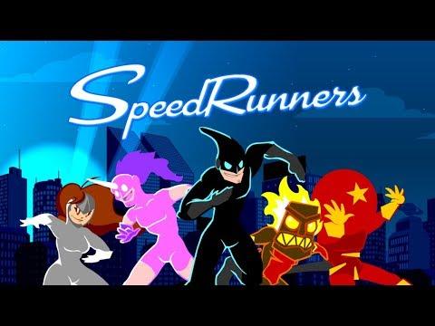 SpeedRunners #1 - New Rush City
