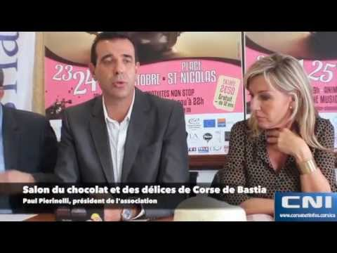 salon du chocolat et des d lices de corse de bastia youtube. Black Bedroom Furniture Sets. Home Design Ideas
