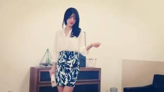 [세여자몰]여정정장 여름코디 나염H라인스커트 여자자켓 …