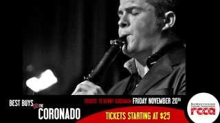 The Julian Bliss Septet at the Coronado Performing Arts Center on Nov. 20