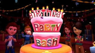 Birthday Party Bash Wii Gameplay