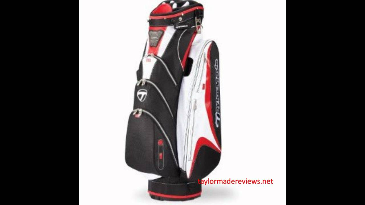 6cd23081fd3b Taylormade Catalina 2.0 Cart Bag- Is it good  - YouTube