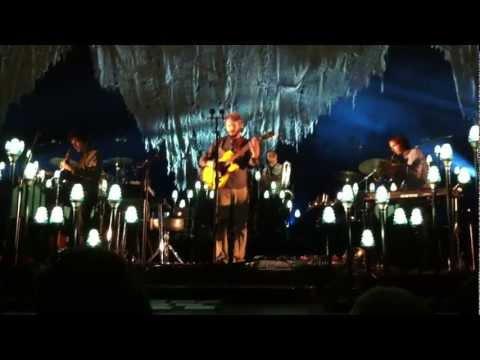 Bon Iver - Holocene Live at Bank of America Pavilion Boston, MA
