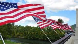 Flags Over Rogue River
