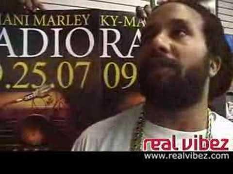 Realvibez.com interviews Ky-mani Marley