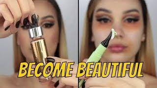 Become beautiful / New Makeup #76 Compilation
