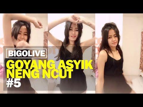 Goyang Asyik Bigo Live bareng Neng Ncut #5