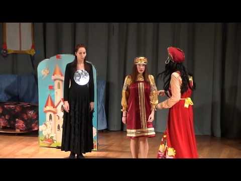 Опера Сказка о мёртвой царевне