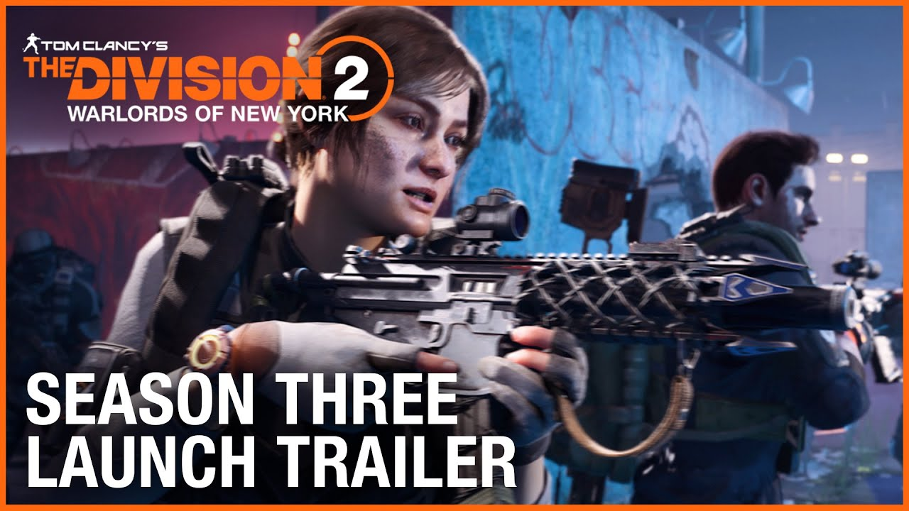 Tom Clancy's The Division 2: Season 3 Launch Trailer | Ubisoft [NA] thumbnail