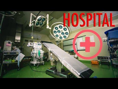 ABANDONED FUKUSHIMA NUCLEAR DISASTER - MASSIVE HOSPITAL