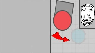 Diep.io - Best Trolling Tanks In 'MAZE' w/ Funny& Trolling Plays