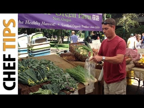 Portland Farmers Market - Best Farmers Market in the World!