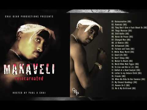 2Pac/Makaveli - Reincarnation (Compilation)