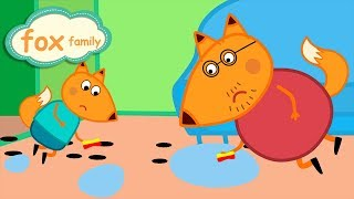 Fox Family Сartoon for kids full episode #37