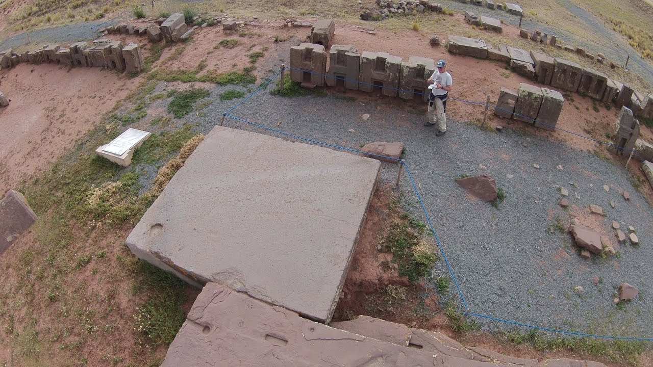 Puma Punku And Tiwanaku In Bolivia Strangest Ancient Site On Earth