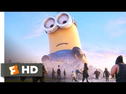 Thumbnail: Minions (8/10) Movie CLIP - The Ultimate Weapon (2015) HD