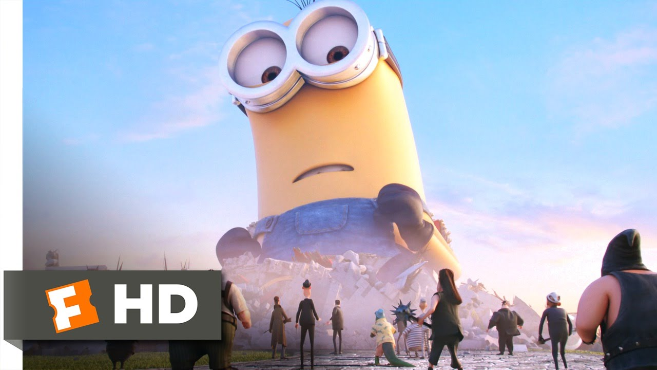 Minions (8/10) Movie CLIP - The Ultimate Weapon (2015) HD