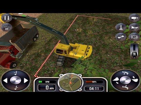 Extreme Trucks Simulator Game - Construction Simulator Game - Excavator Truck Games Android IOS #2