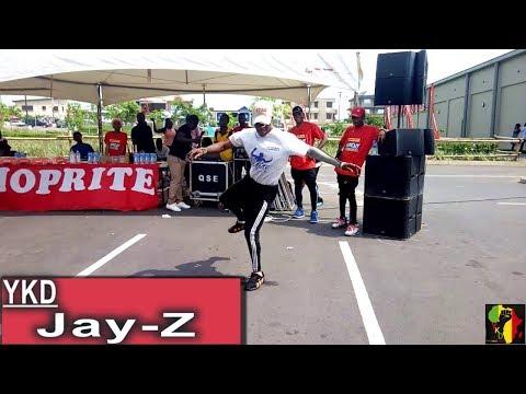 SHATTA WALE STORM DANCE CHALENG BY YKD JAY Z